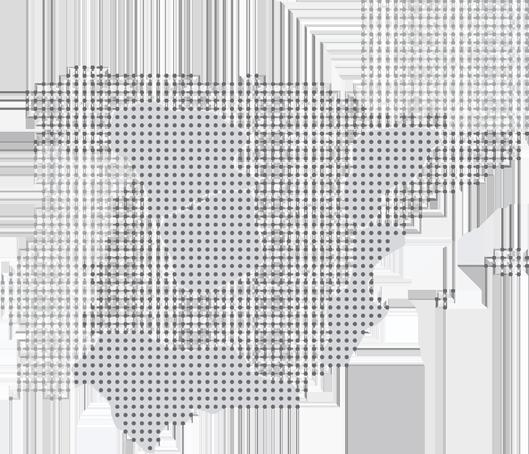 Transporte cercanías mapa