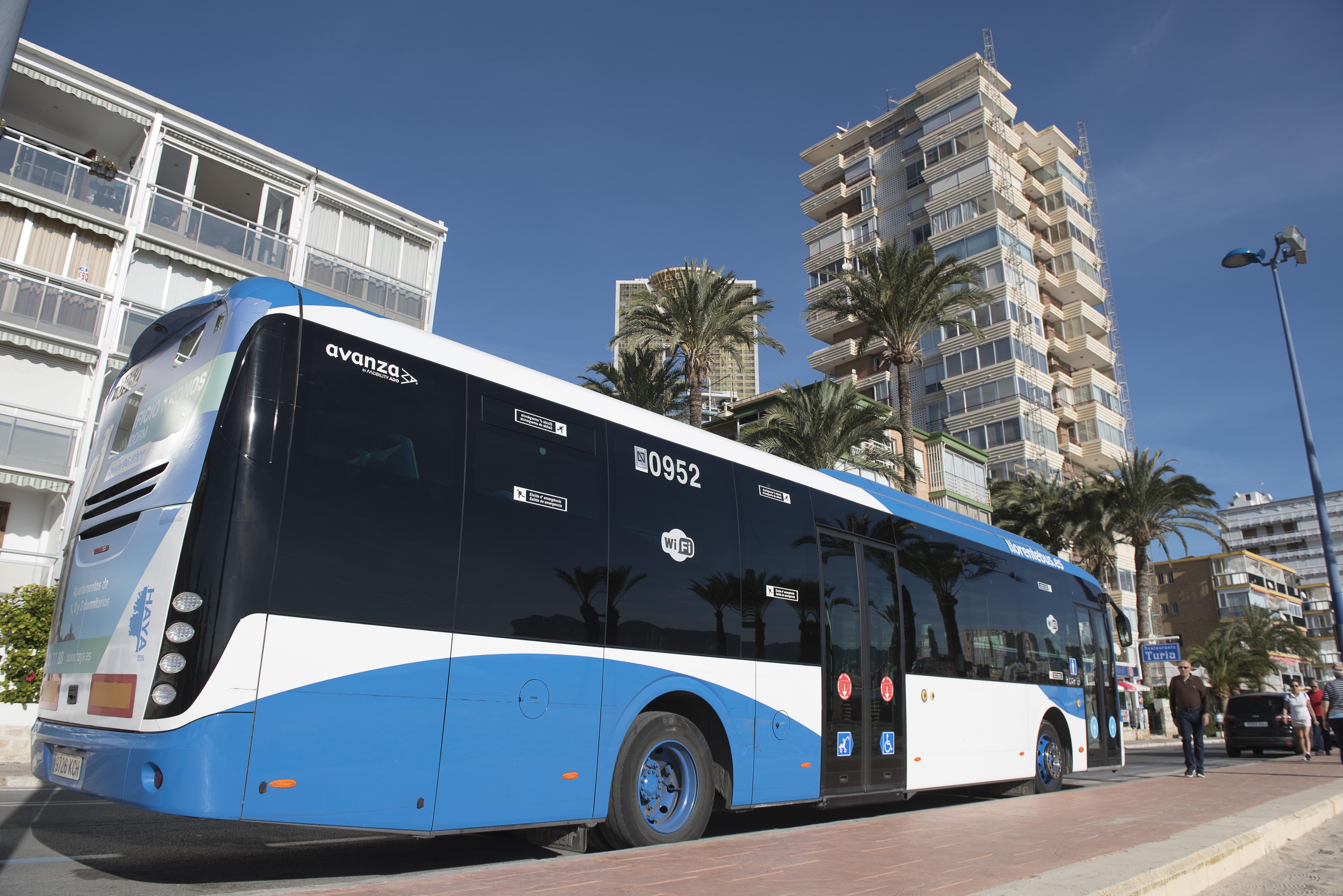 Avanza - Transporte Urbano de Benidorm